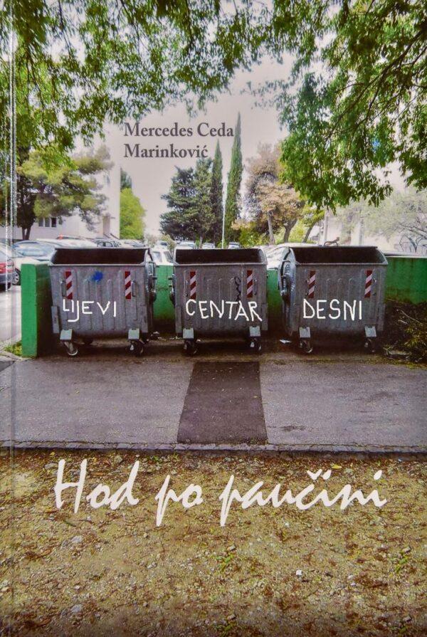 Mercedes Ceda Marinković - Hod po paučini